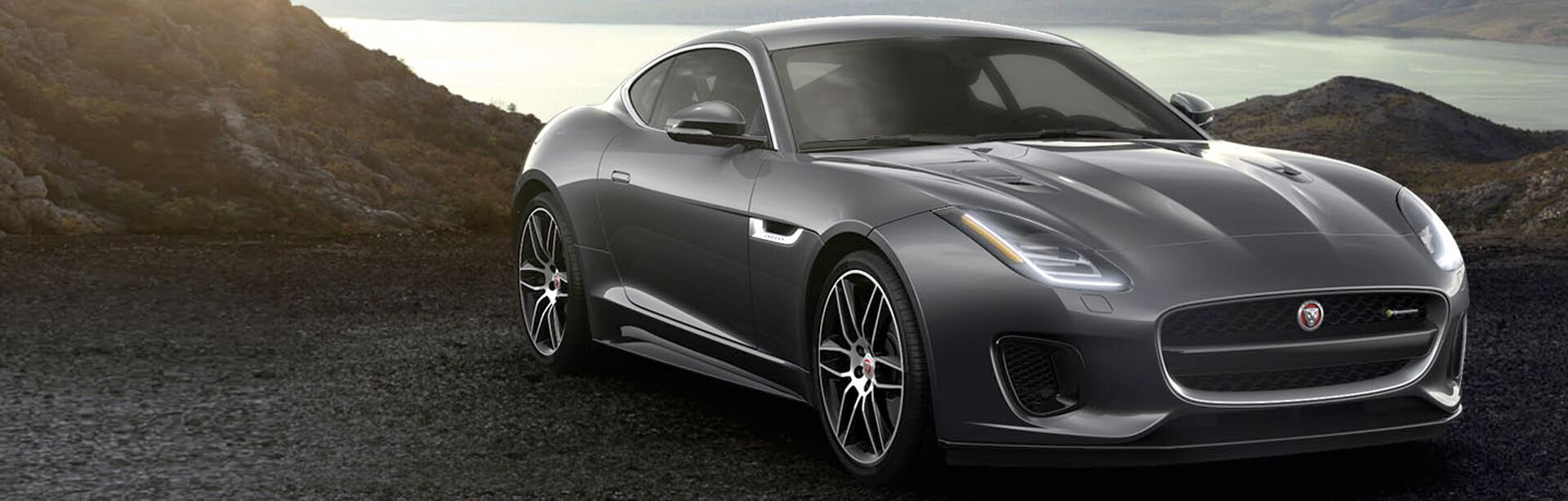 2018 Jaguar F-TYPE Coupe Auto R-Dynamic