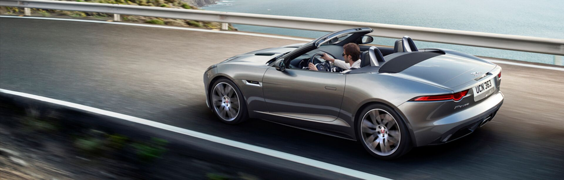 2020 Jaguar F-TYPE Convertible Auto P300