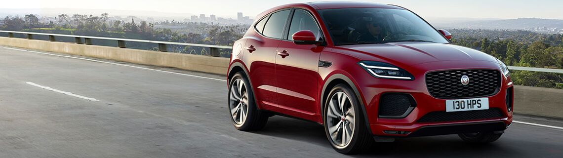 2021 Jaguar E-PACE SE