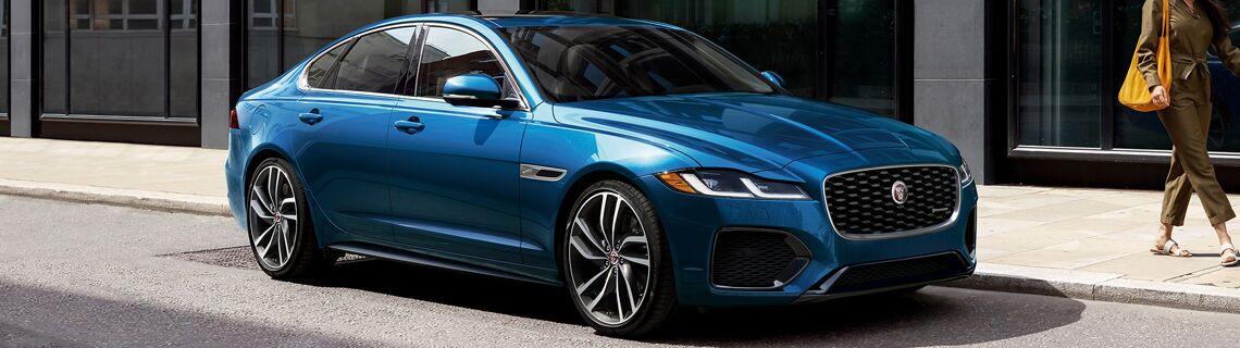 2021 Jaguar XF SE