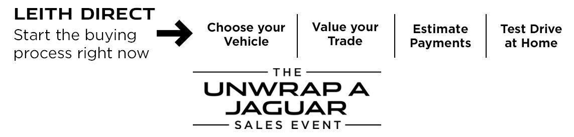 Shop from Home/Unwrap a Jaguar