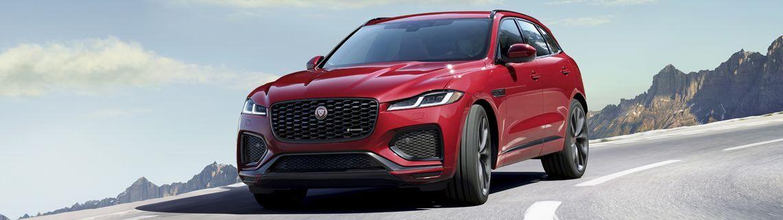 2021 Jaguar