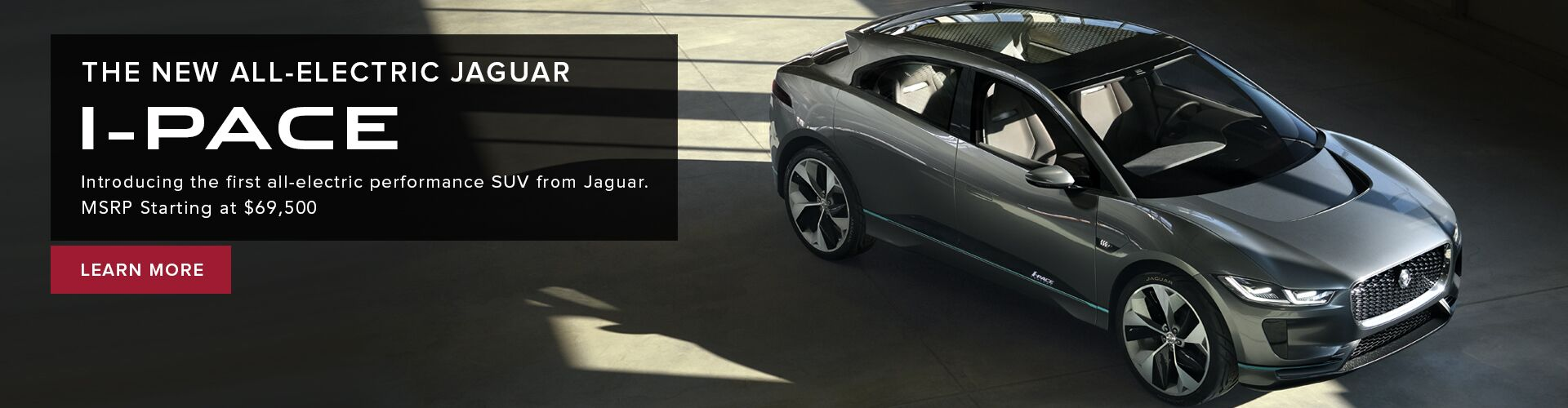 New Jaguar I-PACE
