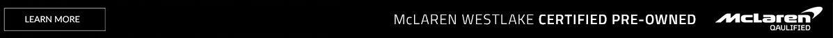 Certified McLaren