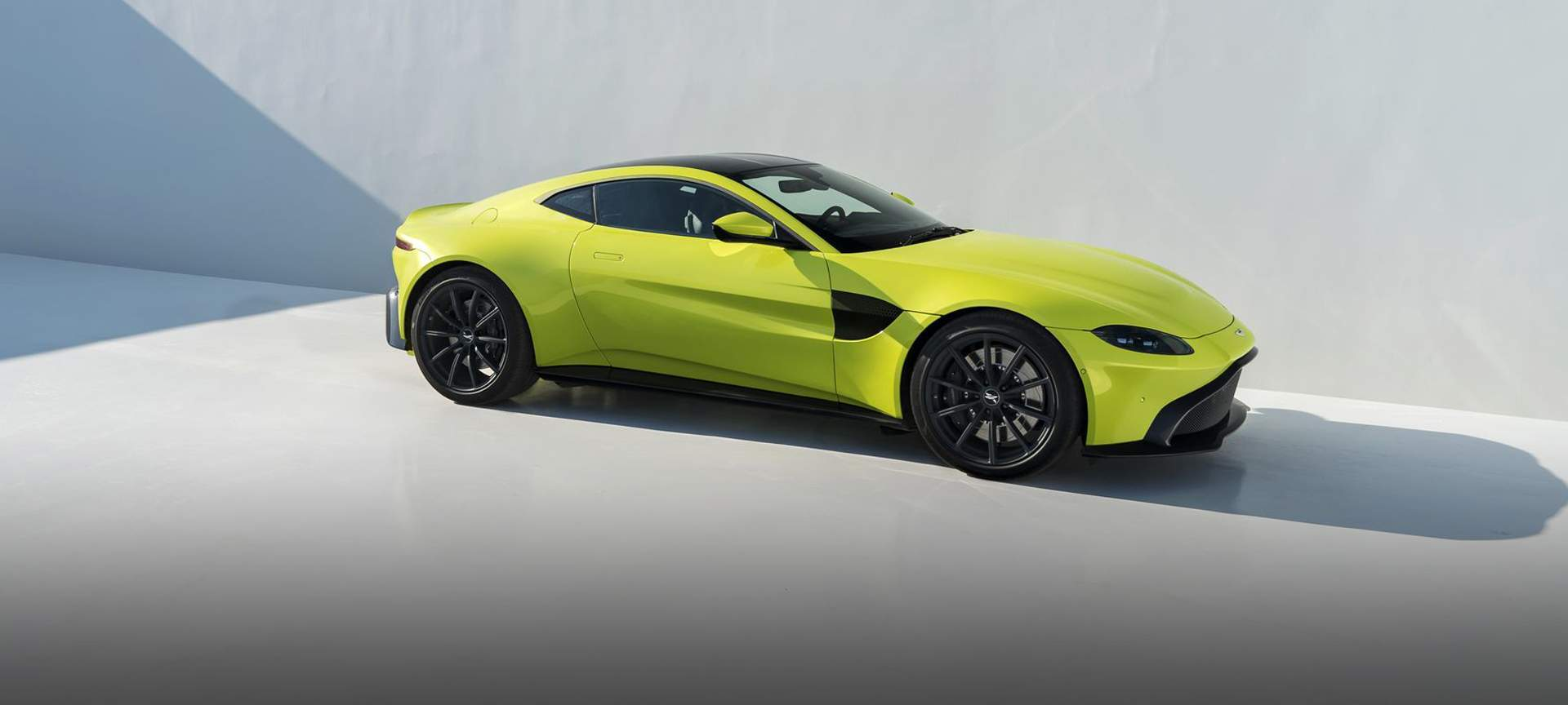 The New Aston Martin Vantage