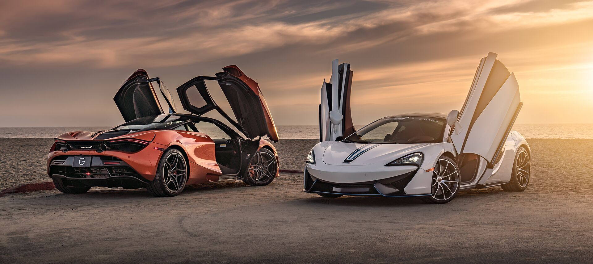 WELCOME TO MCLAREN SAN DIEGO