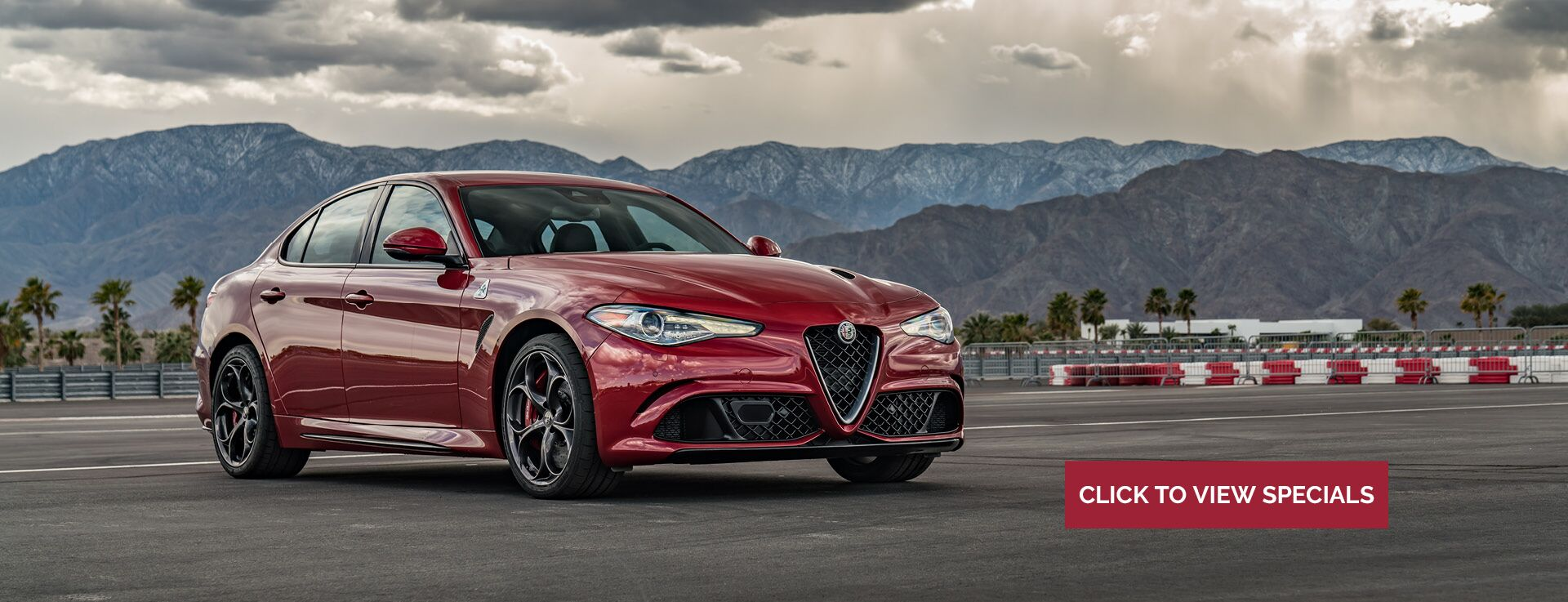 Alfa Romeo Lease Specials