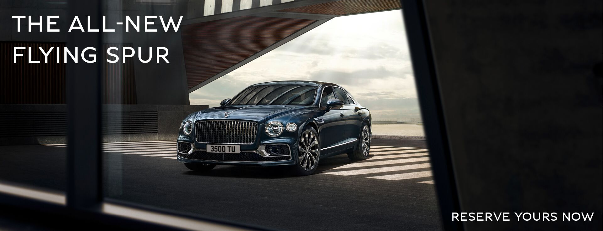 The All-New Flying Spur