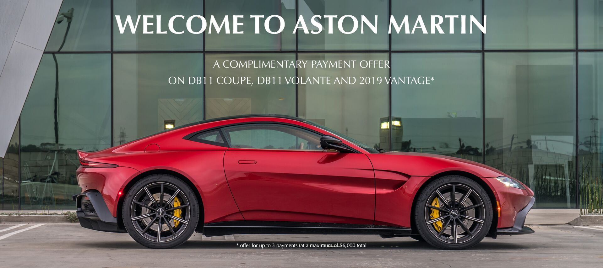 Special Lease - New Vantage
