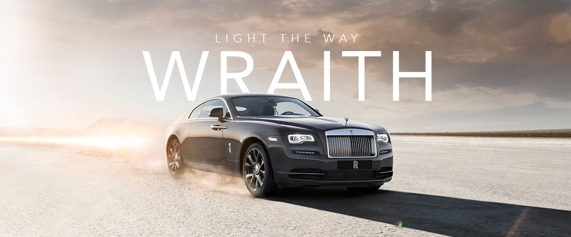 Wraith Light the Way