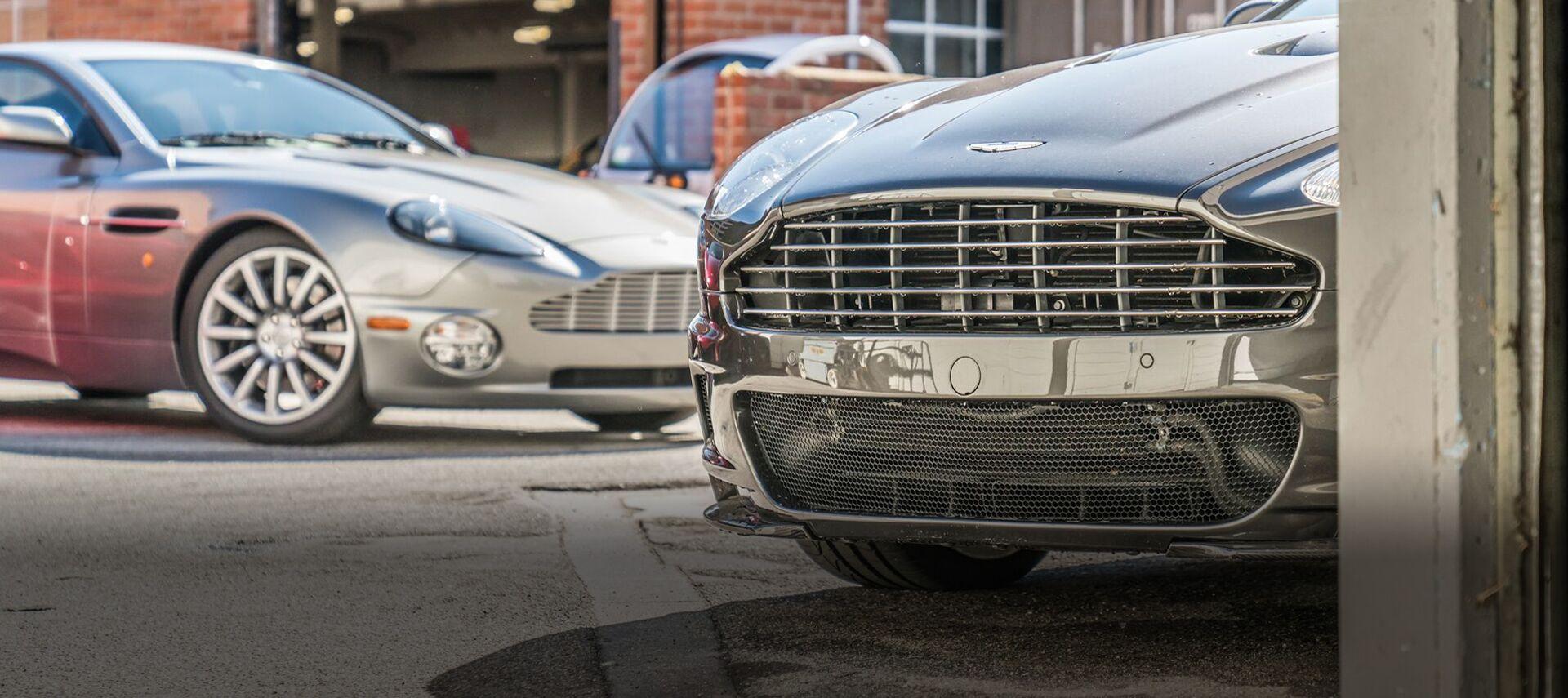 Aston Martin Beverly Hills An OGara Coach Brand Los Angeles - Aston martin beverly hills