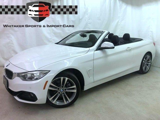 2017 BMW 4 Series 430i xDrive Convertible Sportline Driver Assist