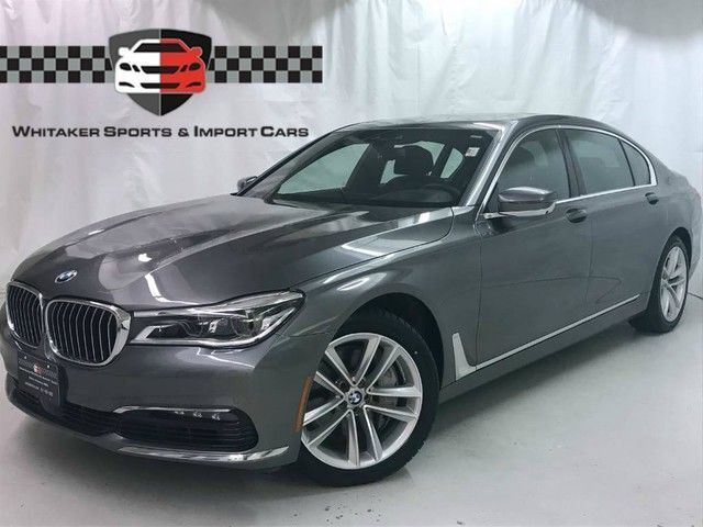 2016 BMW 7 Series 750i xDrive Executive Driver Assist I & II