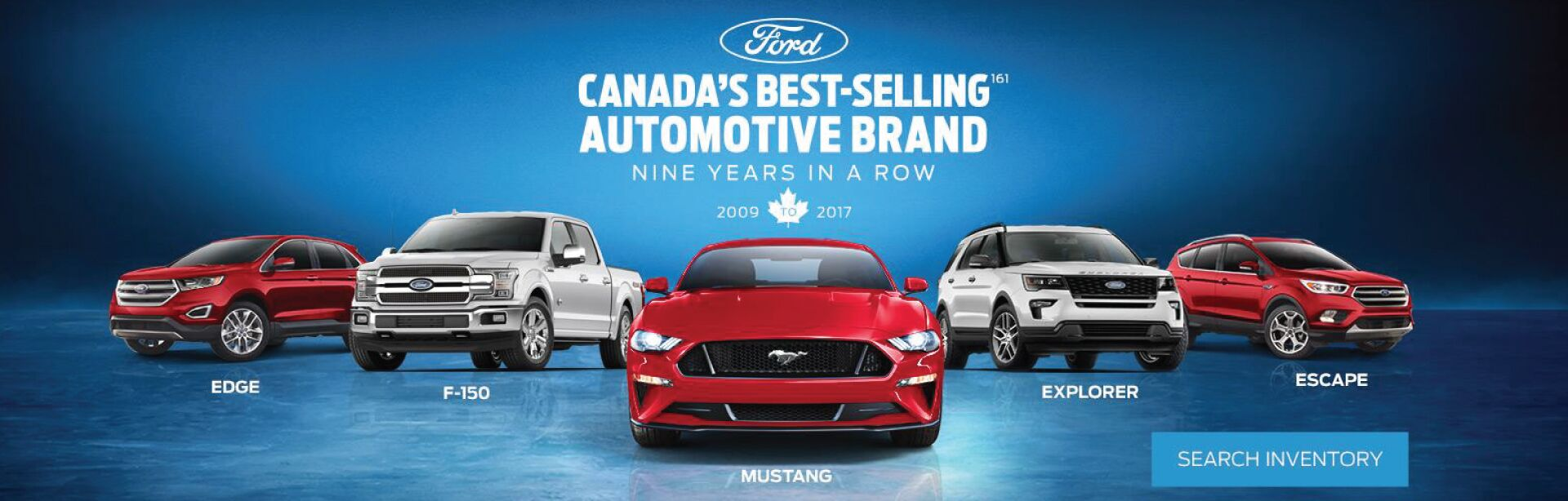 Ford is the Best Canadian Brand
