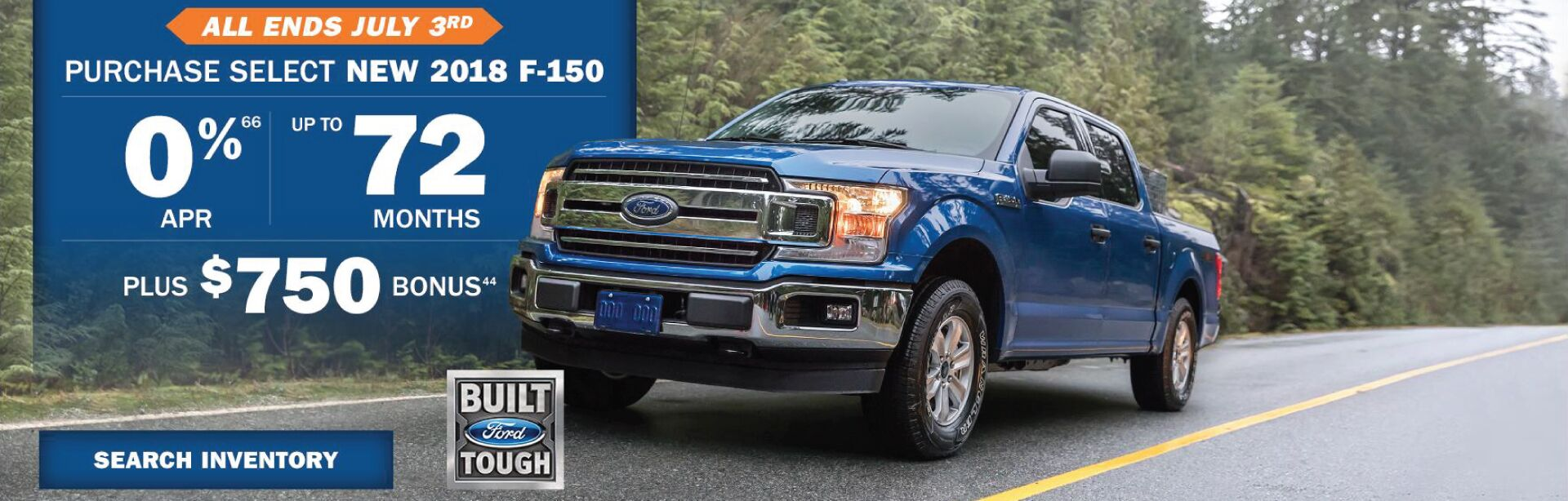 F-150 June Incentives