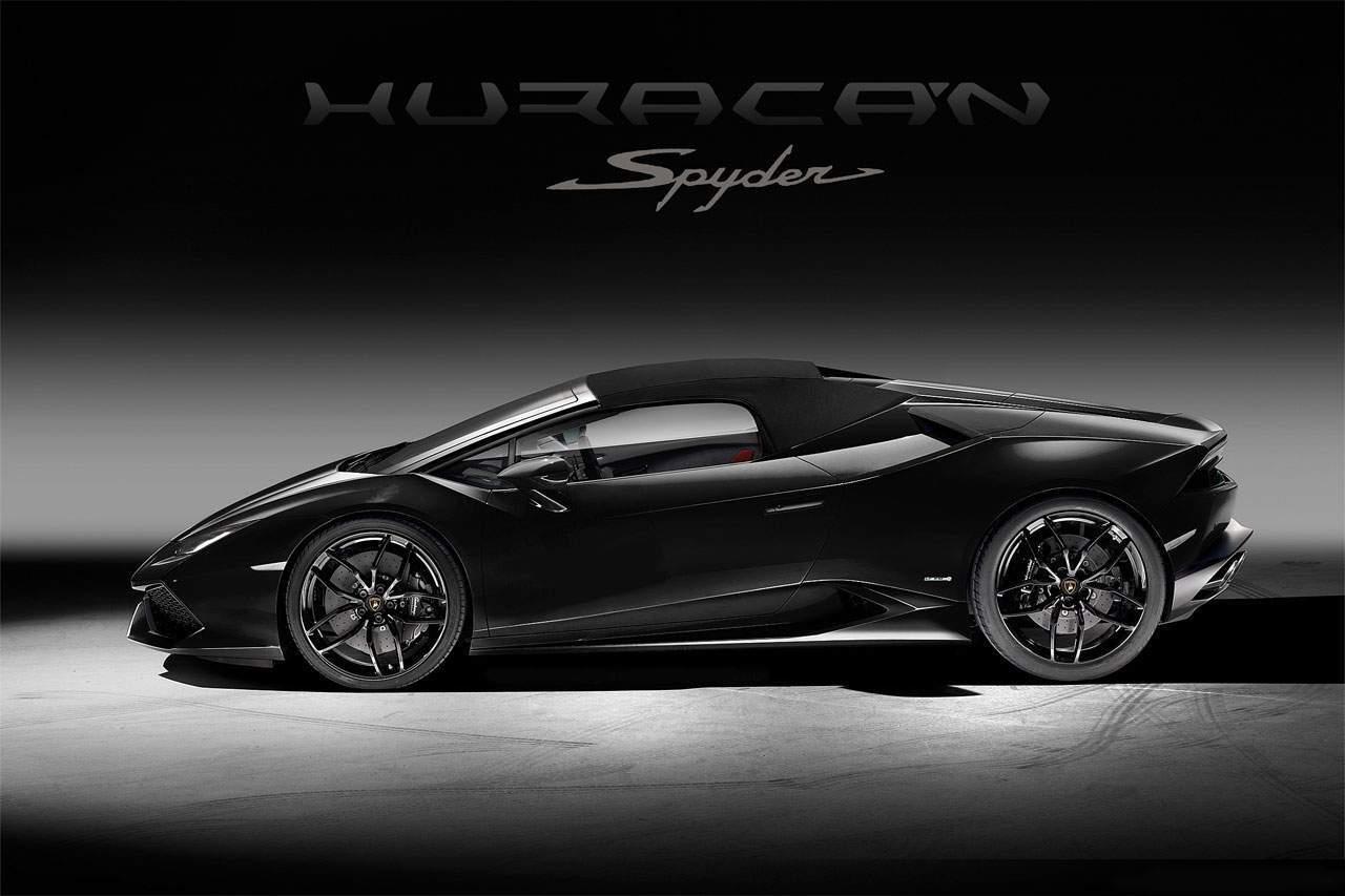 2017 Huracan LP-580 Spyder
