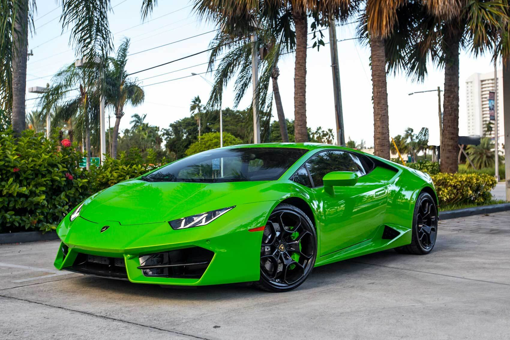 2018 Huracan LP 580-2 Coupe
