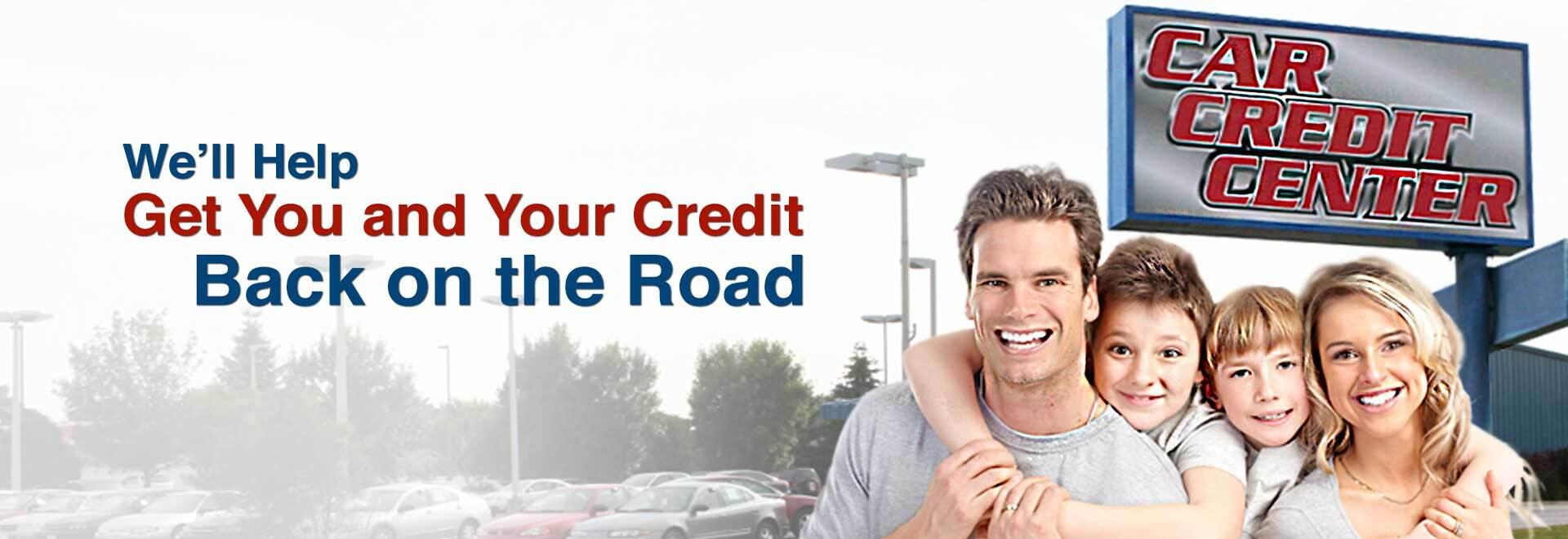 Get Your Credit Back On The Road
