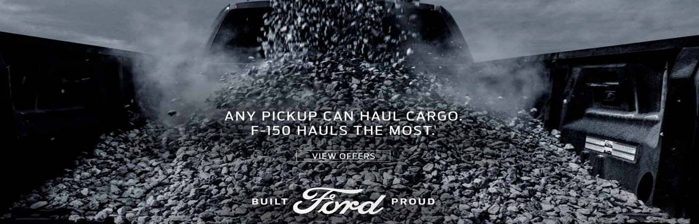 Ford F150 Banner
