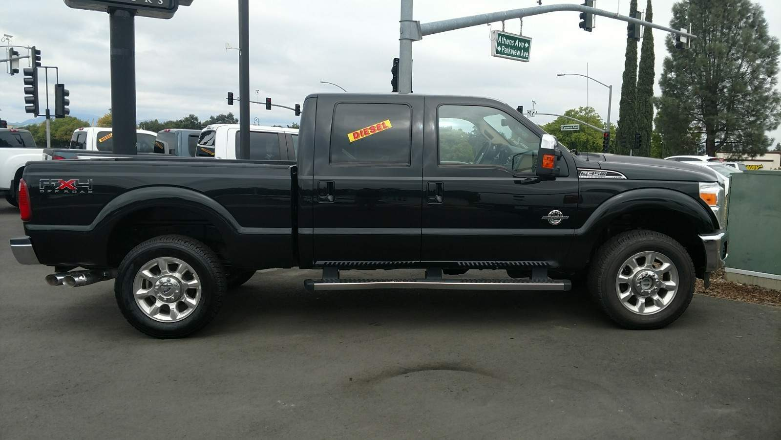 2011 Ford F-350 FX4