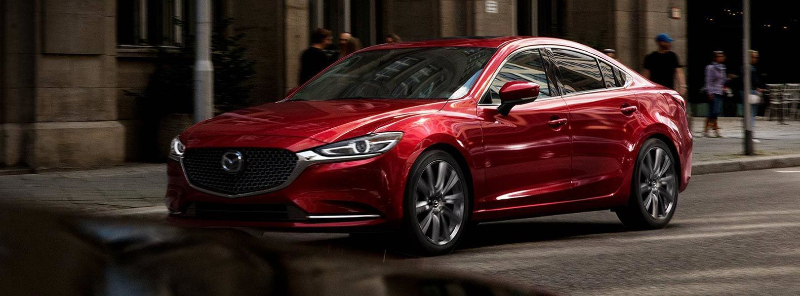 Mazda6 Exhileration is just a step away