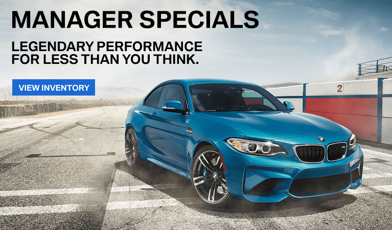 BMW Manager Specials Lexington KY