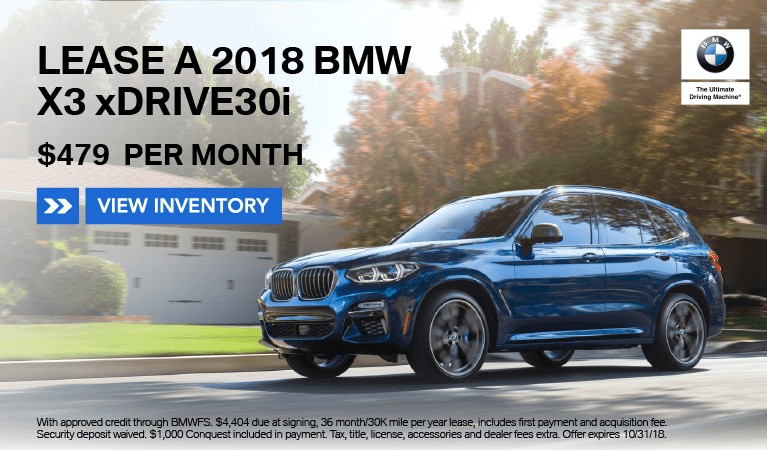 x3 Lease October 2018