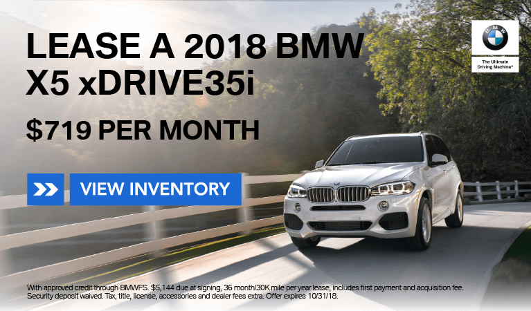 x5 Lease October 2018
