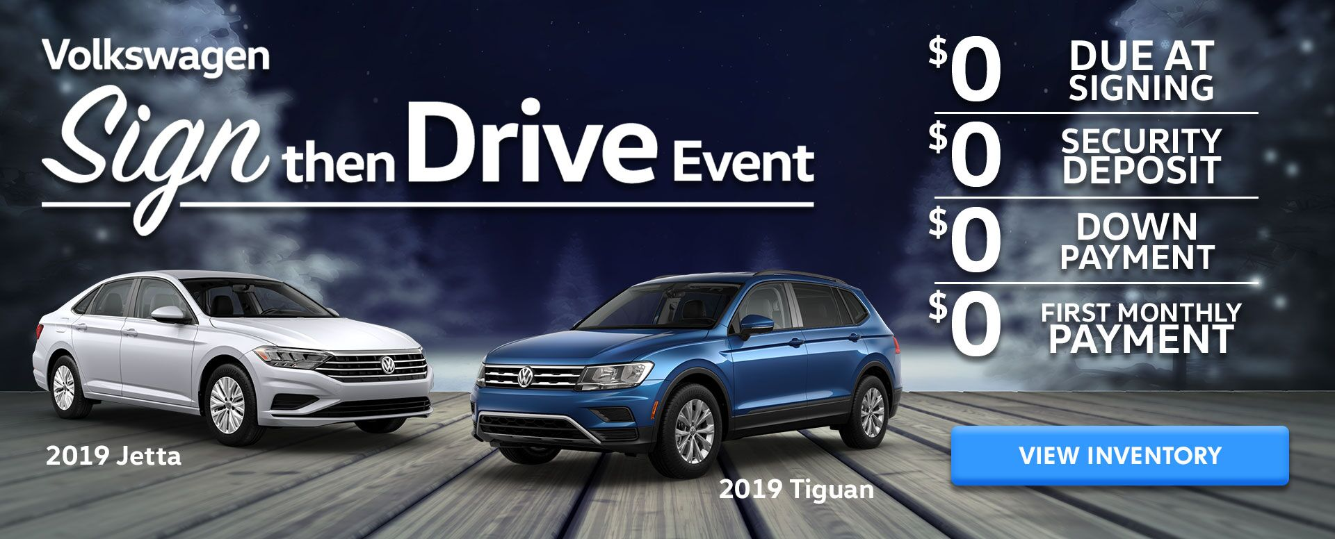 Sign Then Drive Event