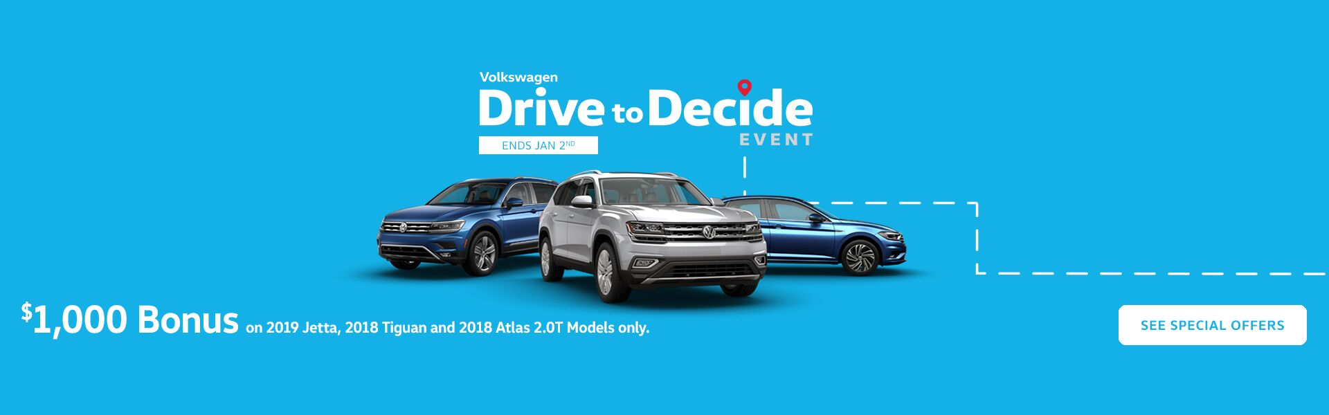 Drive to Decide Event