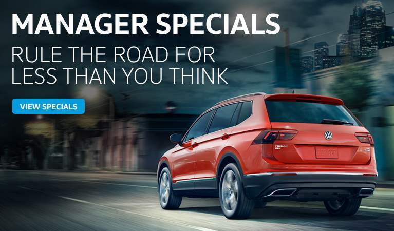 Don Jacobs VW Dealer Specials