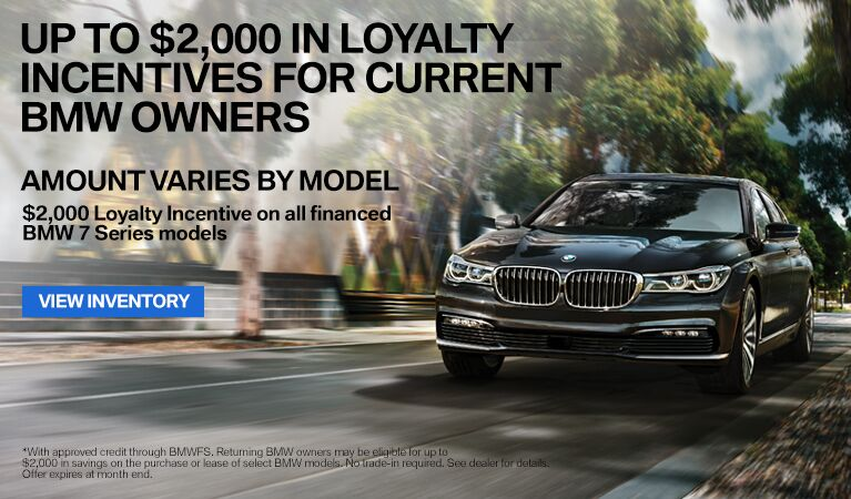 Loyalty Bonus $2,000