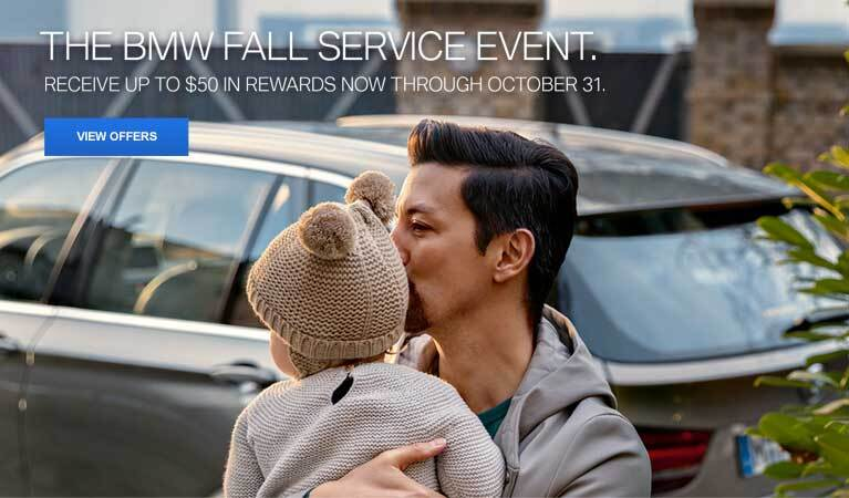 Fall Service Offer