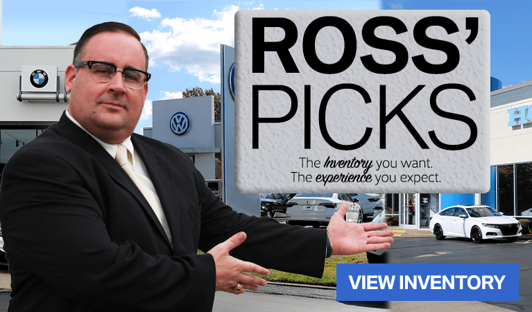 Ross' Picks