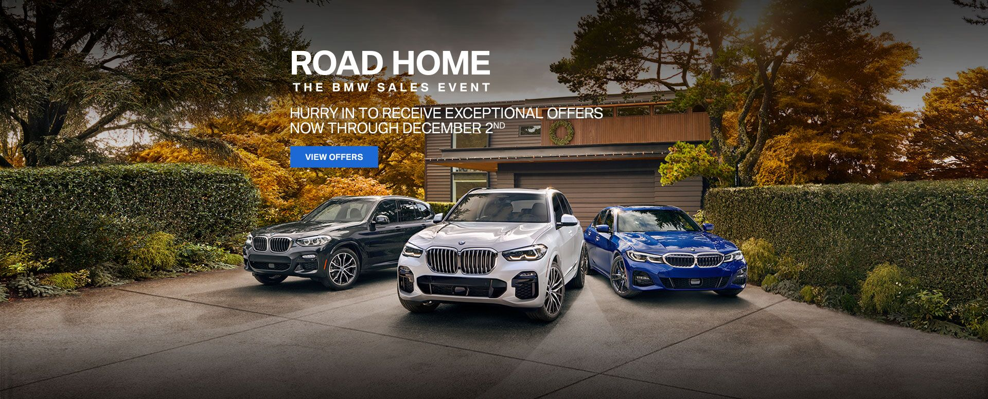 BMW Road Home Event