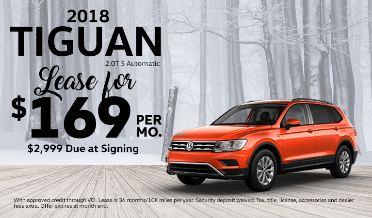 Tiguan Lease Lexington KY