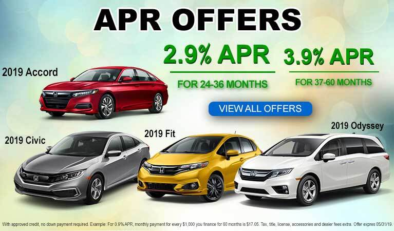 May APR Offers