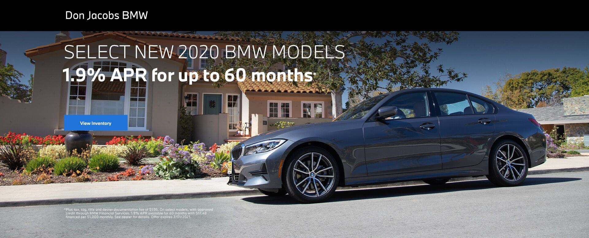 2020 Models Don Jacobs BMW