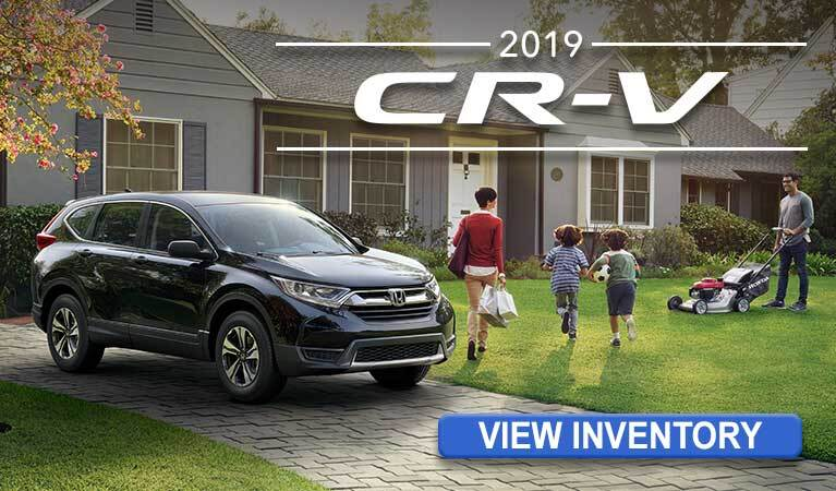 The 2019 Honda CR-V