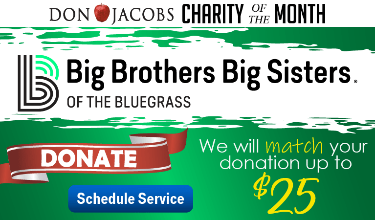 Charity of the Month: March 2019 Big Brothers/Big Sisters