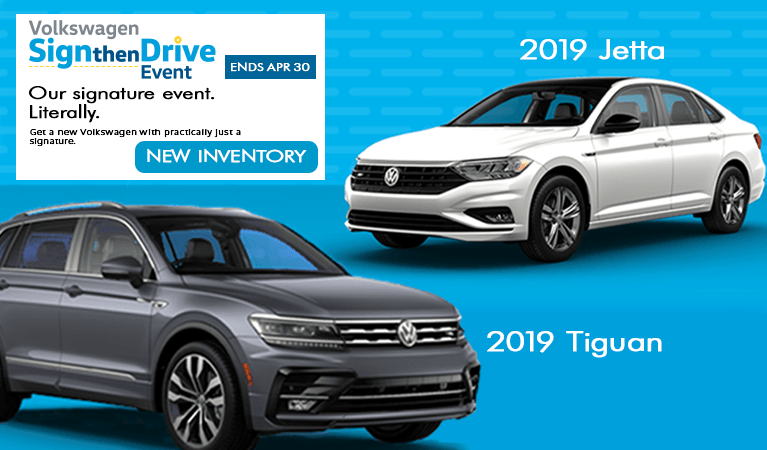 Sign Then Drive Event 2019