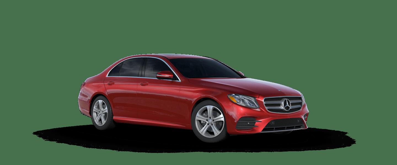 2018 Mercedes-Benz E 300 4MATIC® Sedan
