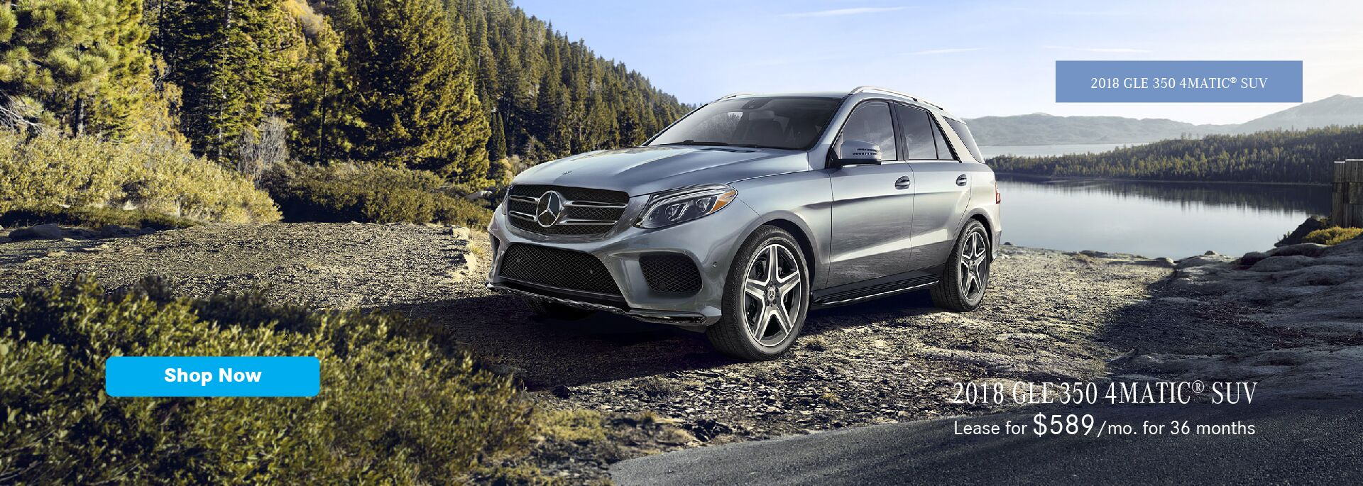 2018 GLE 350 4MATIC® SUV