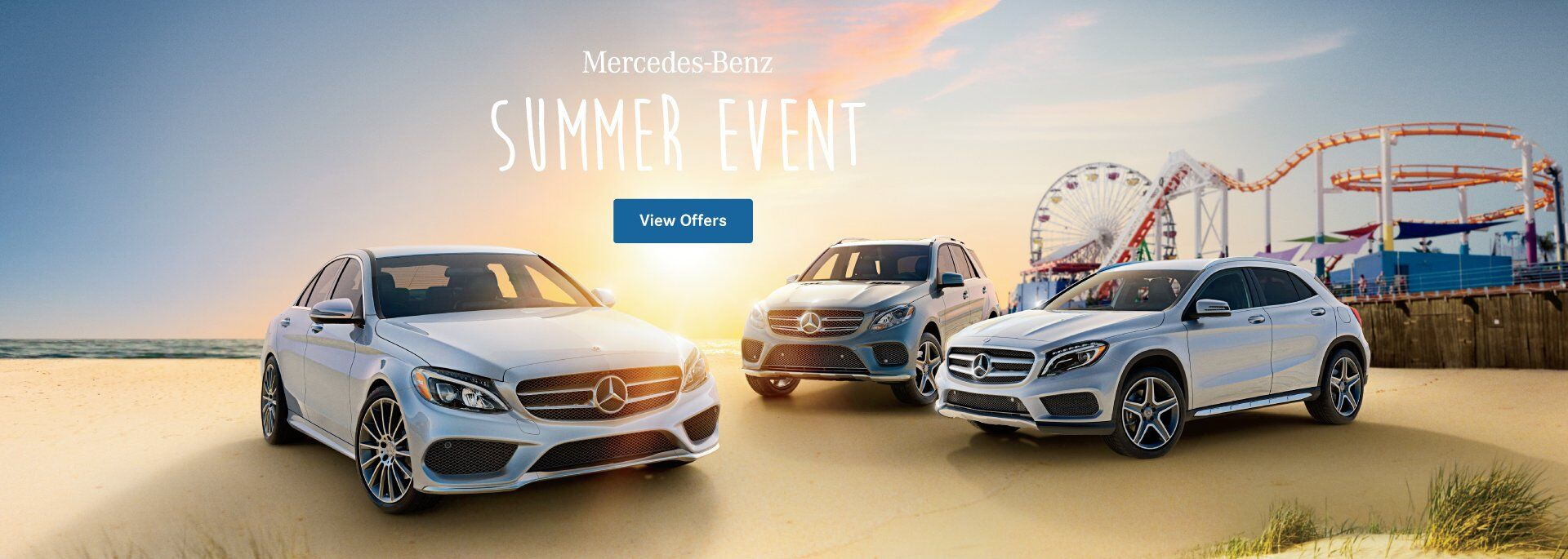 Mercedes-Benz Spring Event