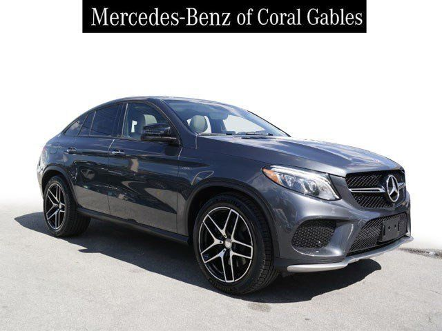 2016 Mercedes-Benz GLE 450 4MATIC® Coupe