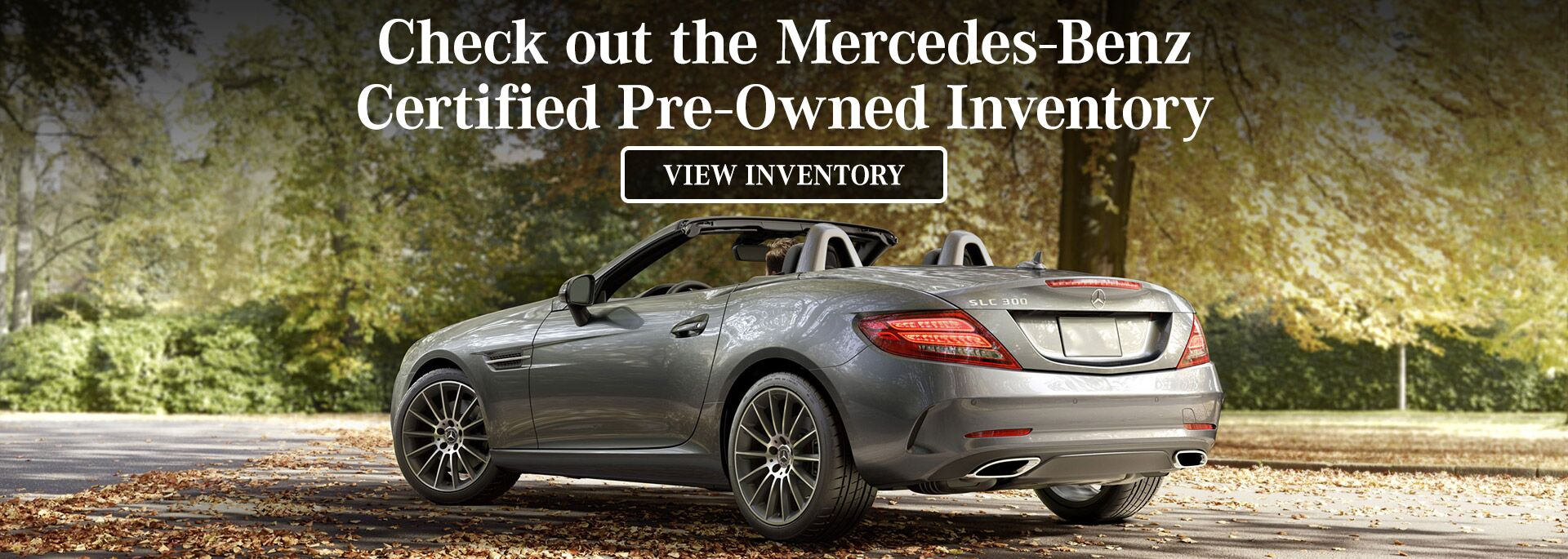 Mercedes Pre-Owned