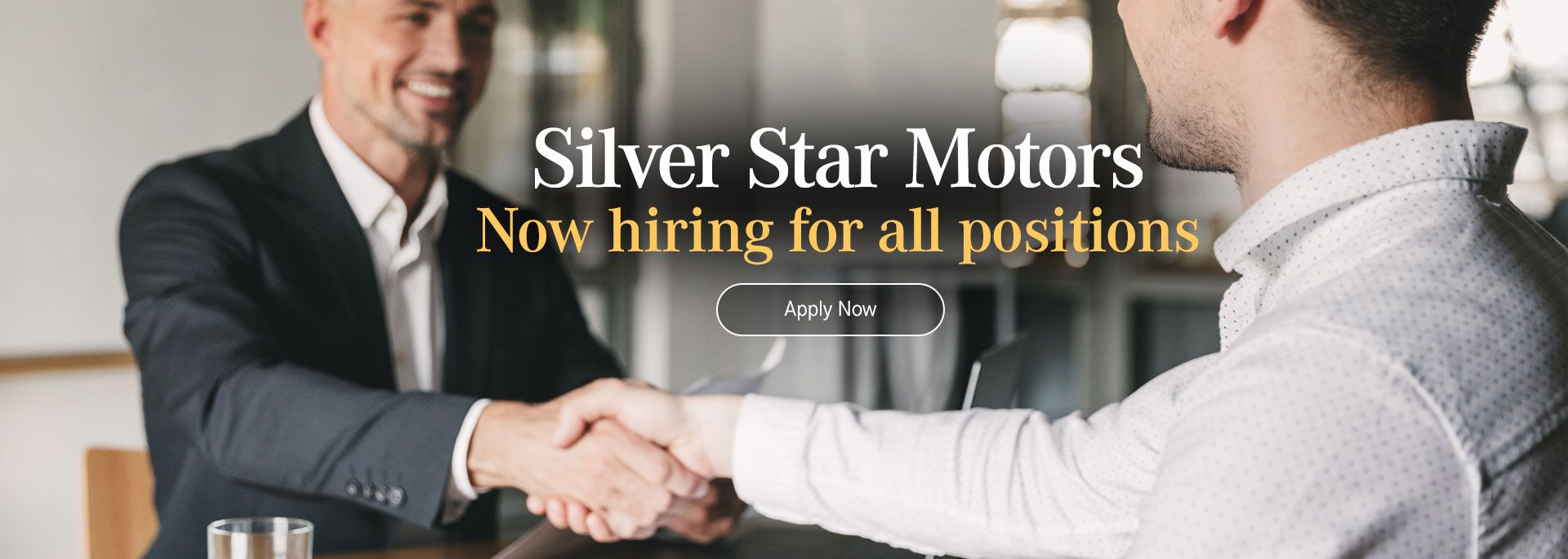 Silver Star Motors Hiring