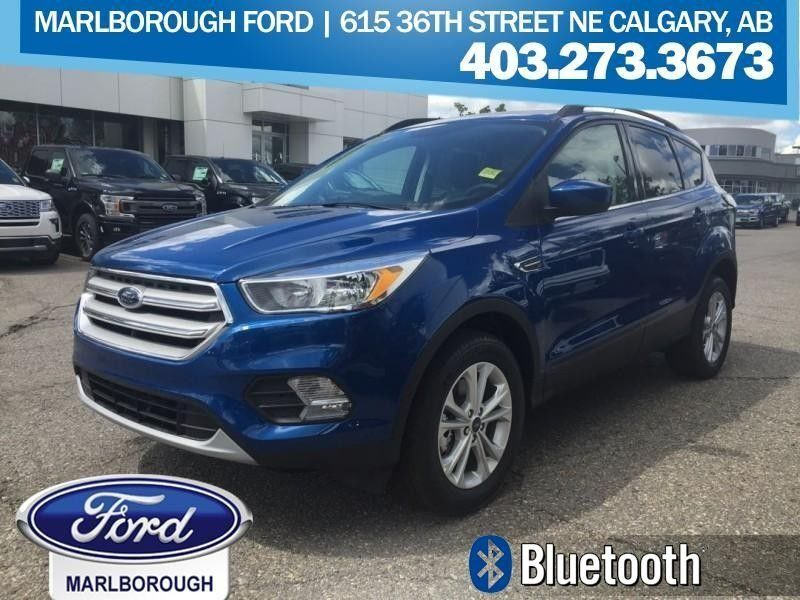 2018 Ford Escape SE 4WD  - Bluetooth -  Heated Seats