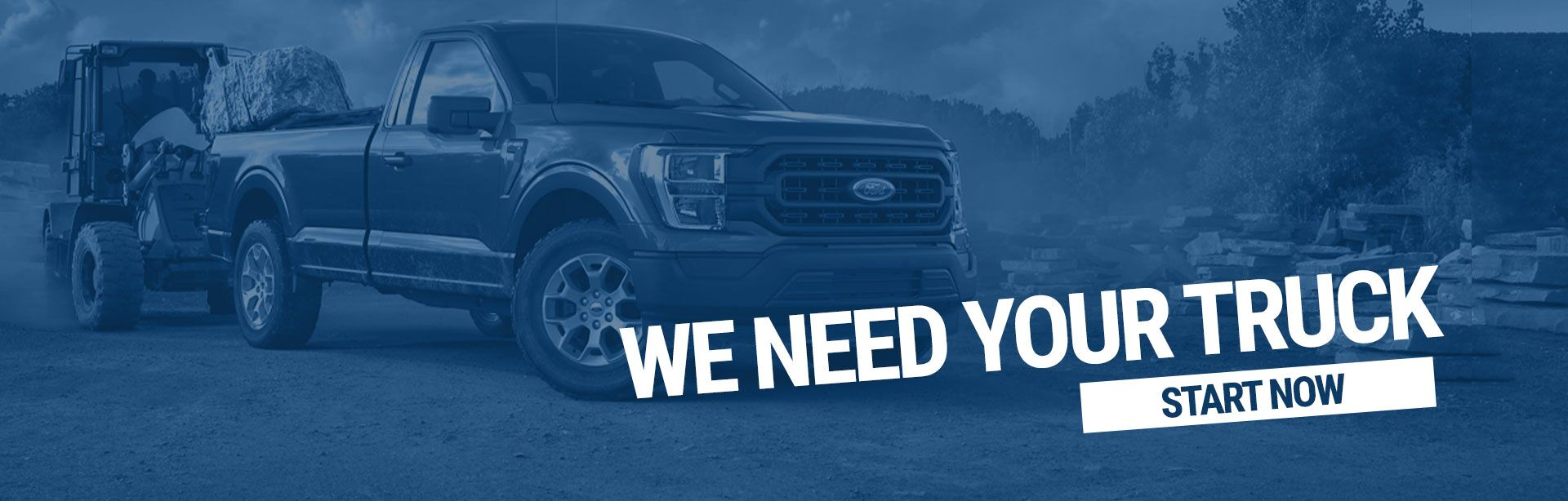 We Need Your Truck