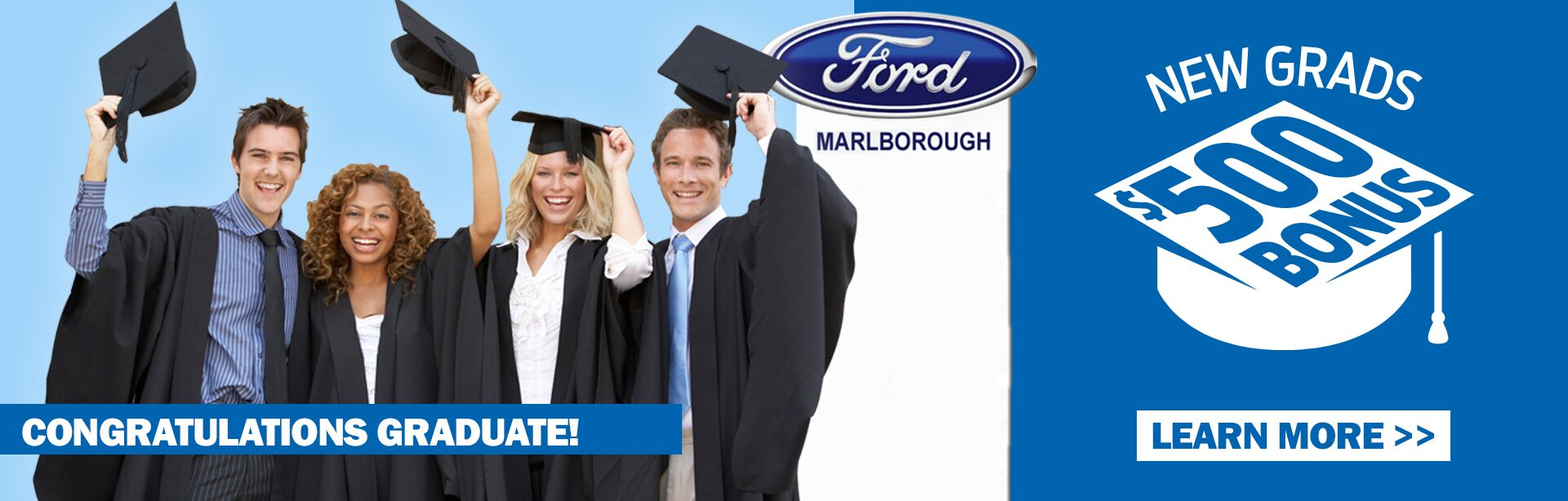 Marlborough Ford's Graduate Program